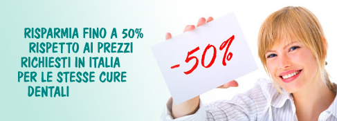 Clinica Dentistica Low Cost | Dentisti Croazia