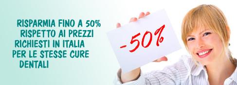 Clinica Dentistica Low Cost | Dentisti Croazia