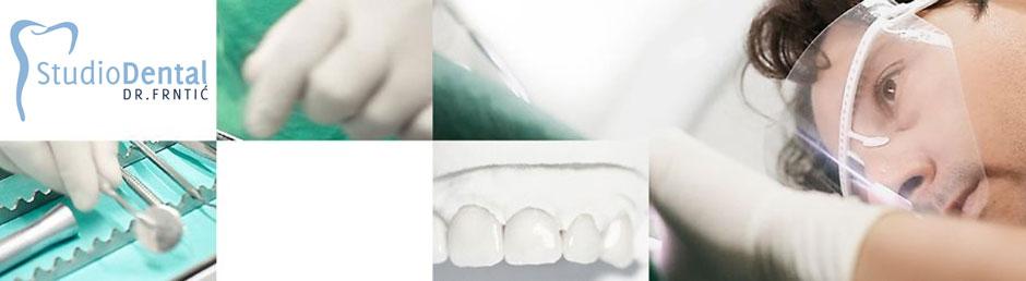 Studio Dentistico Frntić | Dentisti Croazia