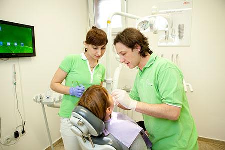 Dentista Frntic | Dentisti Croazia